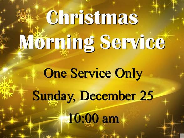 special service christmas day service bridgeville evangelical congregational church - Christmas Church Service